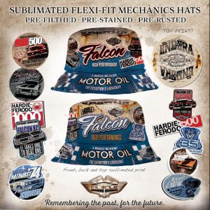 FORD FALCON TOTS HAT