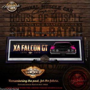 XA FALCON GT ACRYLIC
