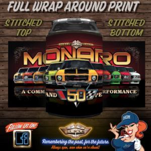 MONARO GTS 50 STUBBY COOLER