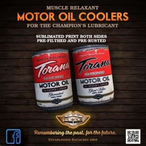 TORANA OIL CAN COOLER