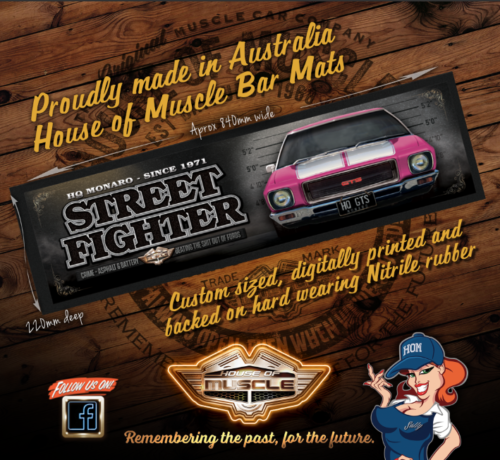 MONARO HQ BAR RUNNER