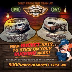 EH BUCKET HAT
