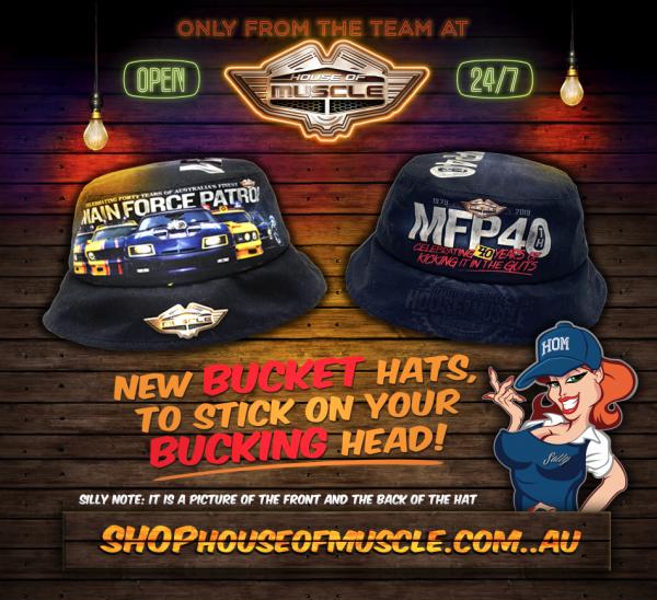 MAD MAX BUCKET HAT