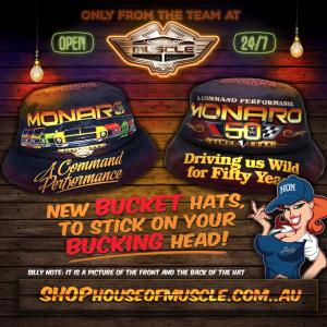 MONARO BUCKET HAT