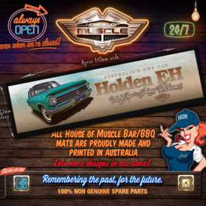 HOLDEN EH BAR RUNNER