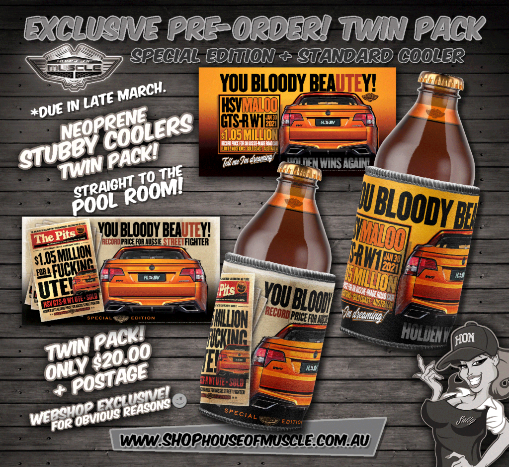 STUBBY COOLER TWIN PACK