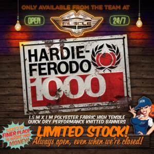 HARDIE FERODO 1000