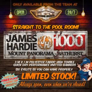 JAMES HARDIE 1000