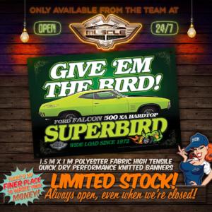 FORD FALCON SUPERBIRD